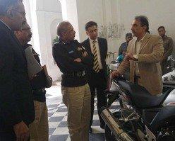 Полиция Пенджаба ведет неустанную борьбу против боевиков
