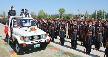 Подготовленные бойцы пограничной полиции готовы к борьбе с терроризмом
