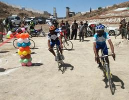 Tour de Mohmand bicycle race promotes peace in FATA
