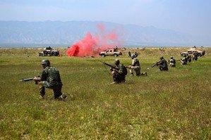 Подготовка и экипировка дают афганской армии преимущество на поле боя