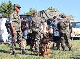 Узбекистан готовится к антитеррористическим операциям