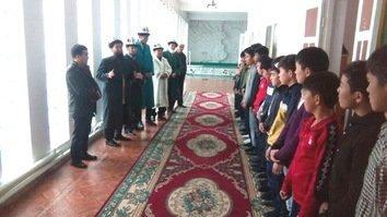 В Кыргызстане обезврежена предполагаемая экстремистская группировка