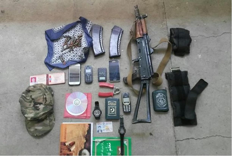 Южный Кыргызстан борется с террористическими угрозами