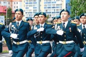 В Казахстане развивают военное образование