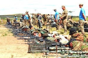 Kazakh special forces boost combat capabilities