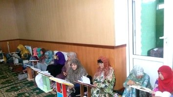 Kyrgyz mothers denounce extremism and terrorism