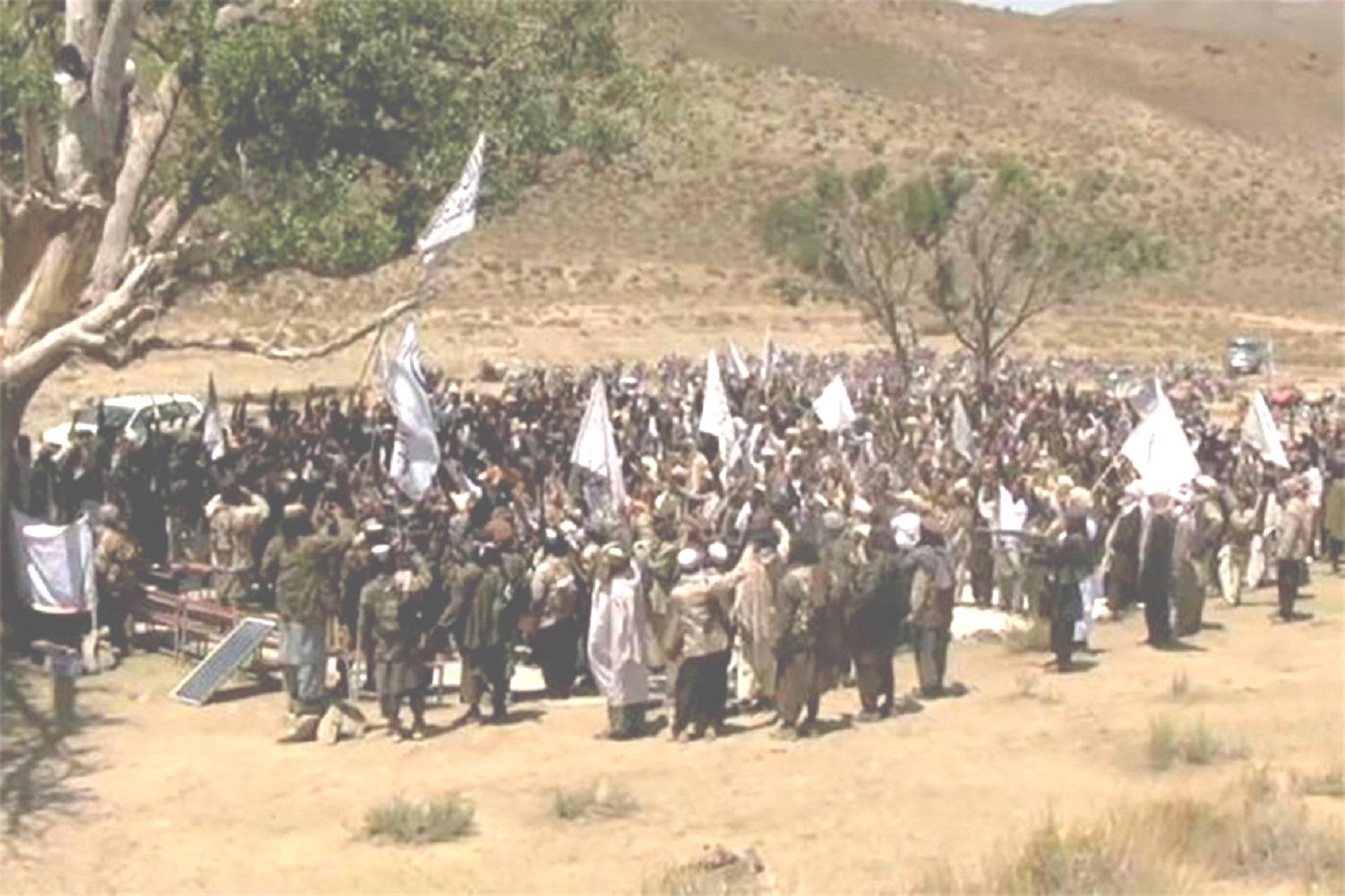 Tajik Jamaat Ansarullah terrorists step up activity in Afghanistan