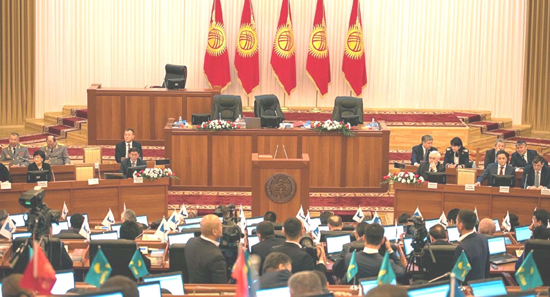 Кыргызстан ужесточает антиэкстремистское законодательство