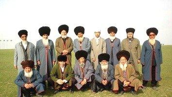 Туркменские имамы ведут борьбу против радикального ислама