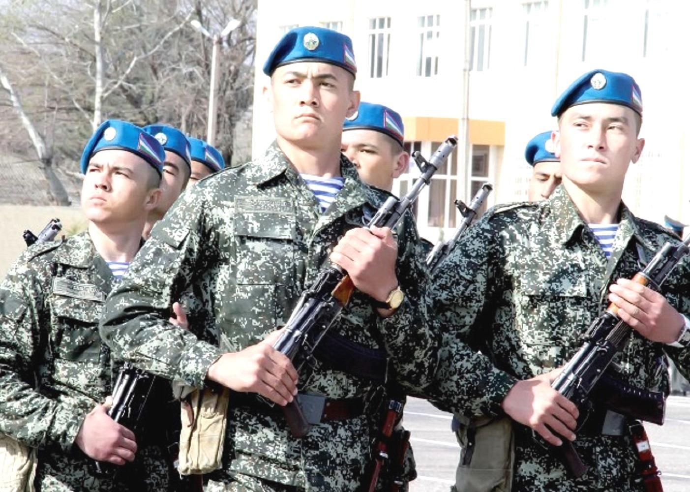 В Узбекистане повысился престиж военной службы