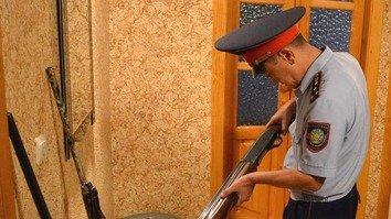 Казахстан ужесточил ограничения на владение оружием