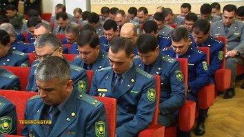Туркменистан противостоит экстремизму