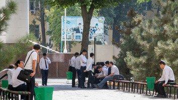 Uzbek undergraduates to defend country's IT security