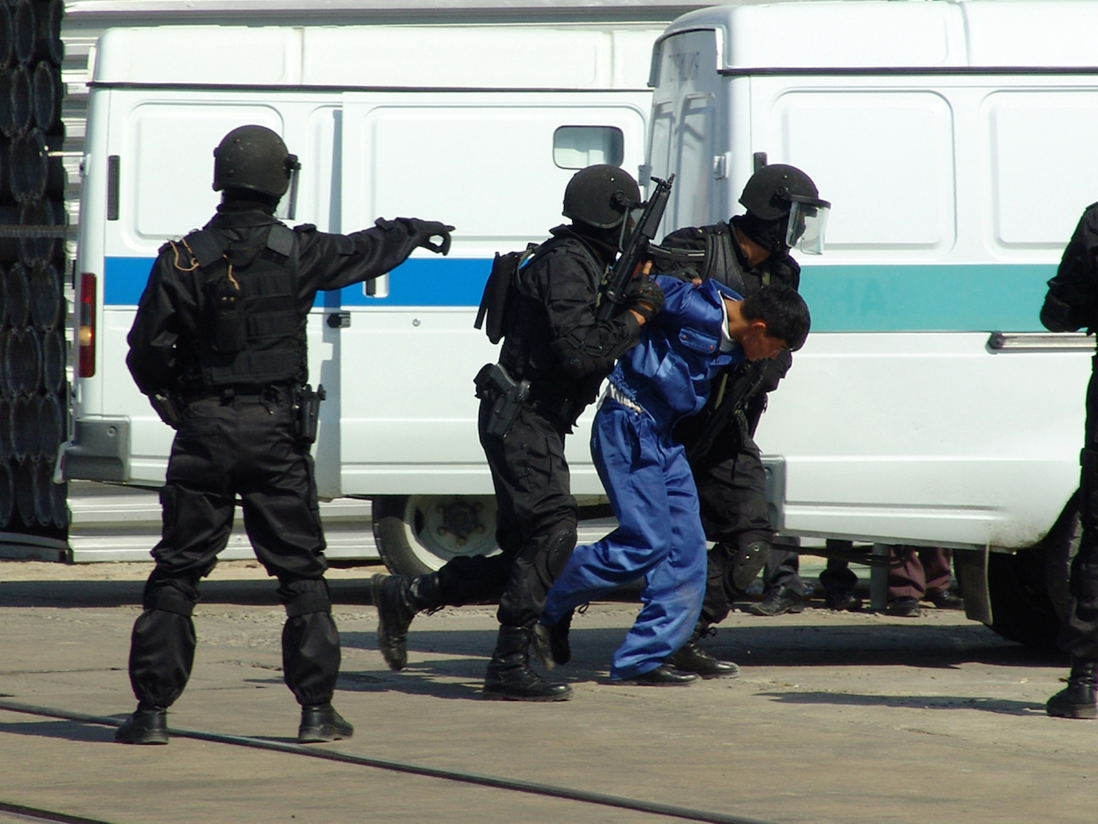 Kazakhstan breaks up series of terrorist plots