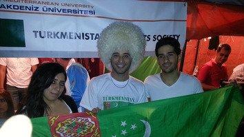 Туркменистан защитит студентов от угрозы экстремизма