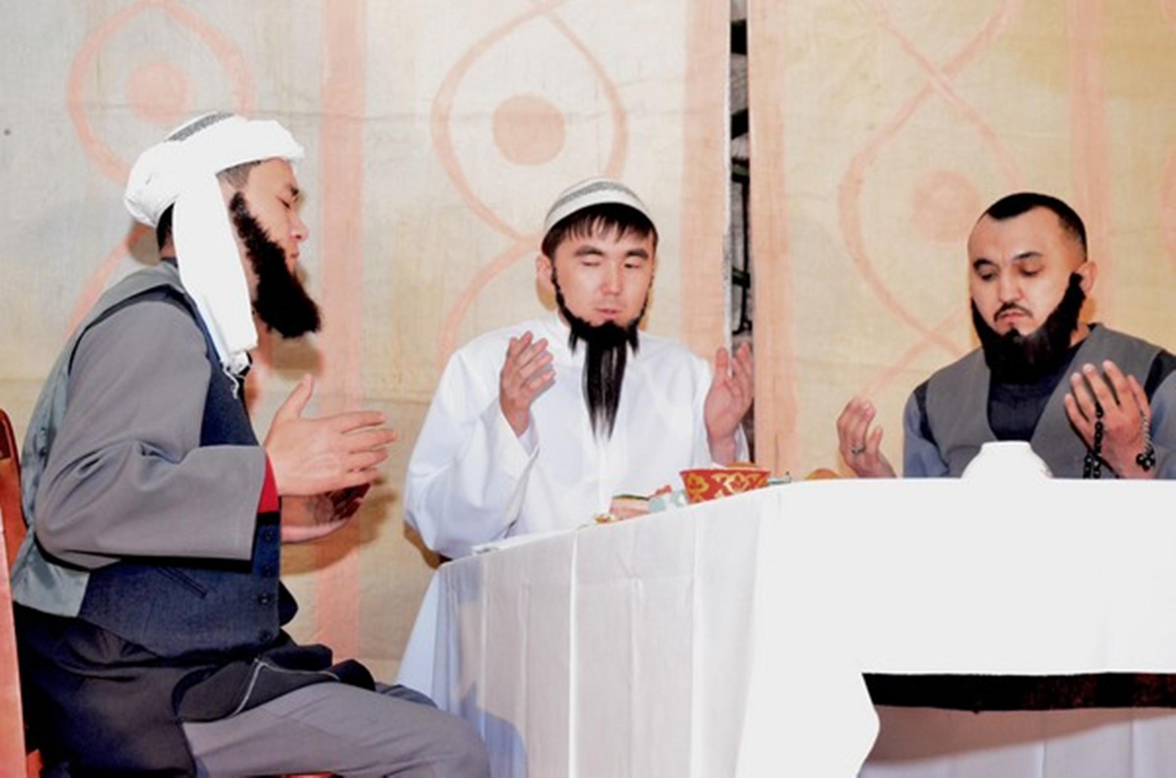 Казахстан борется с экстремизмом с помощью искусства