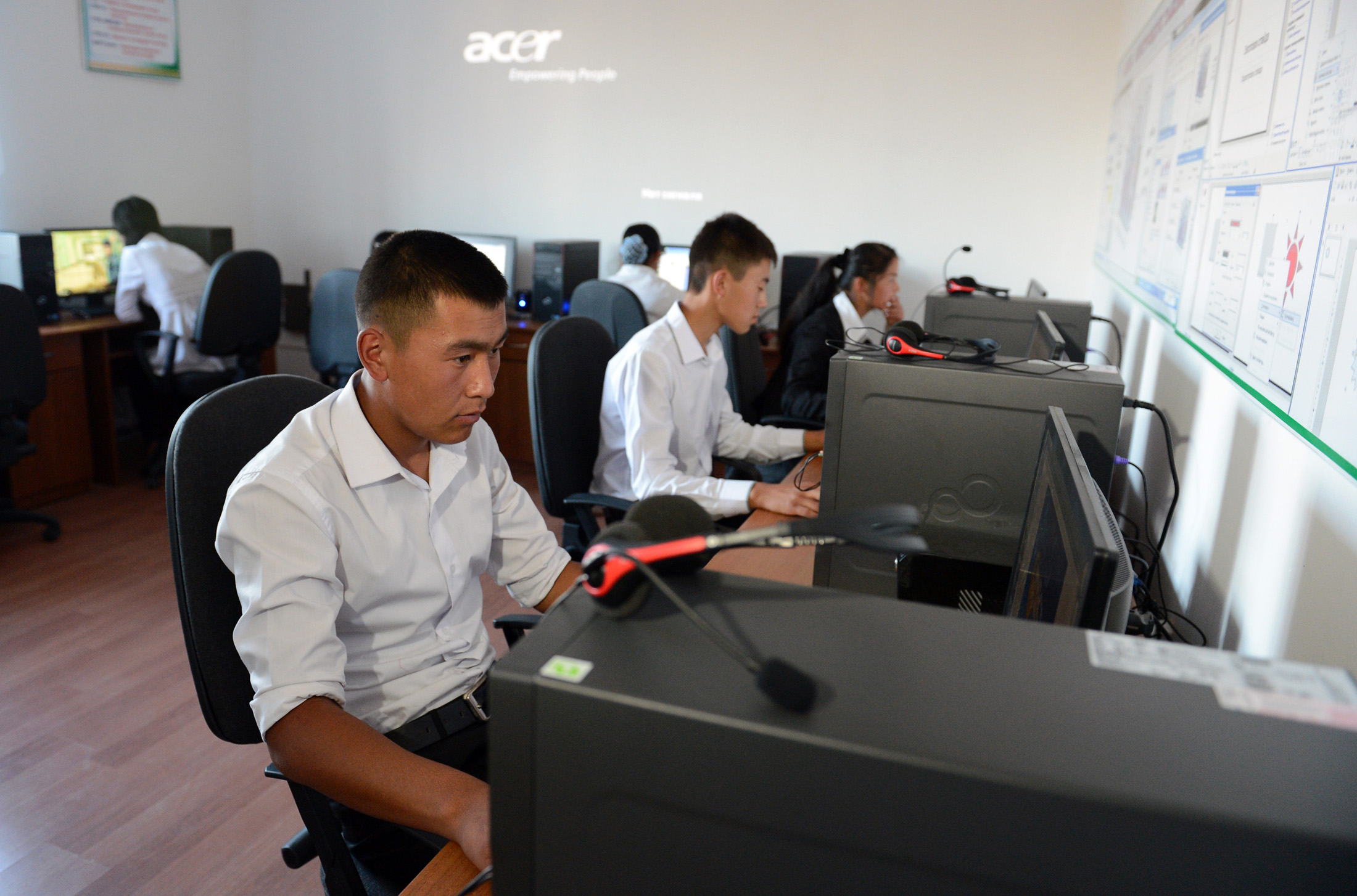 Kyrgyzstan launches education reform to fight extremism