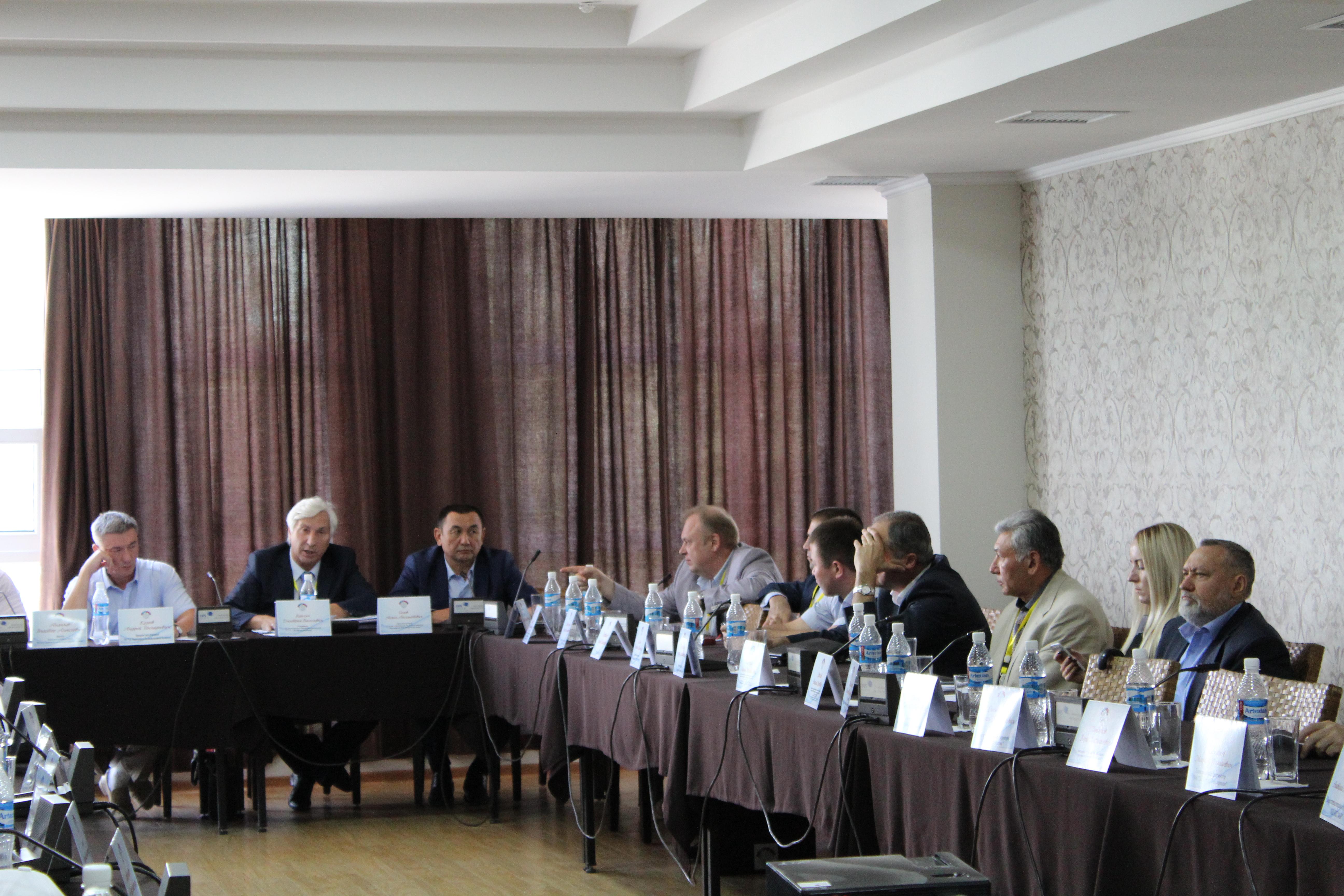 Охранные предприятия Кыргызстана содействуют поддержанию региональной безопасности