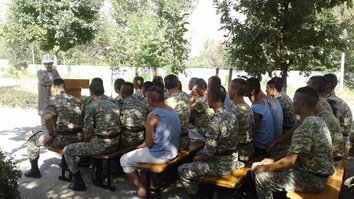 Suspected Kyrgyz terrorist nabbed in Bishkek