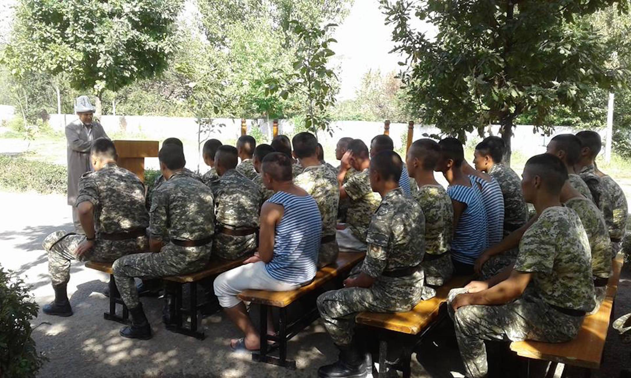 В Бишкеке задержан подозреваемый в терроризме