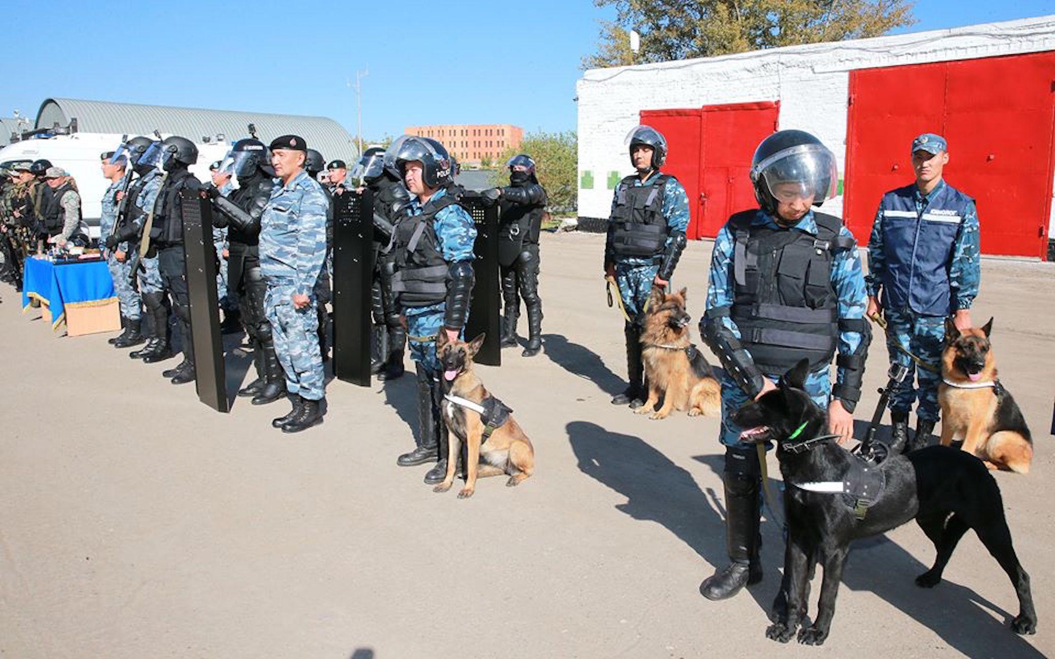 Казахстан усиливает борьбу с терроризмом