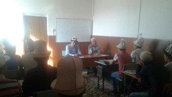 Kyrgyz court convicts 2 foreign, 2 Kyrgyz terrorists