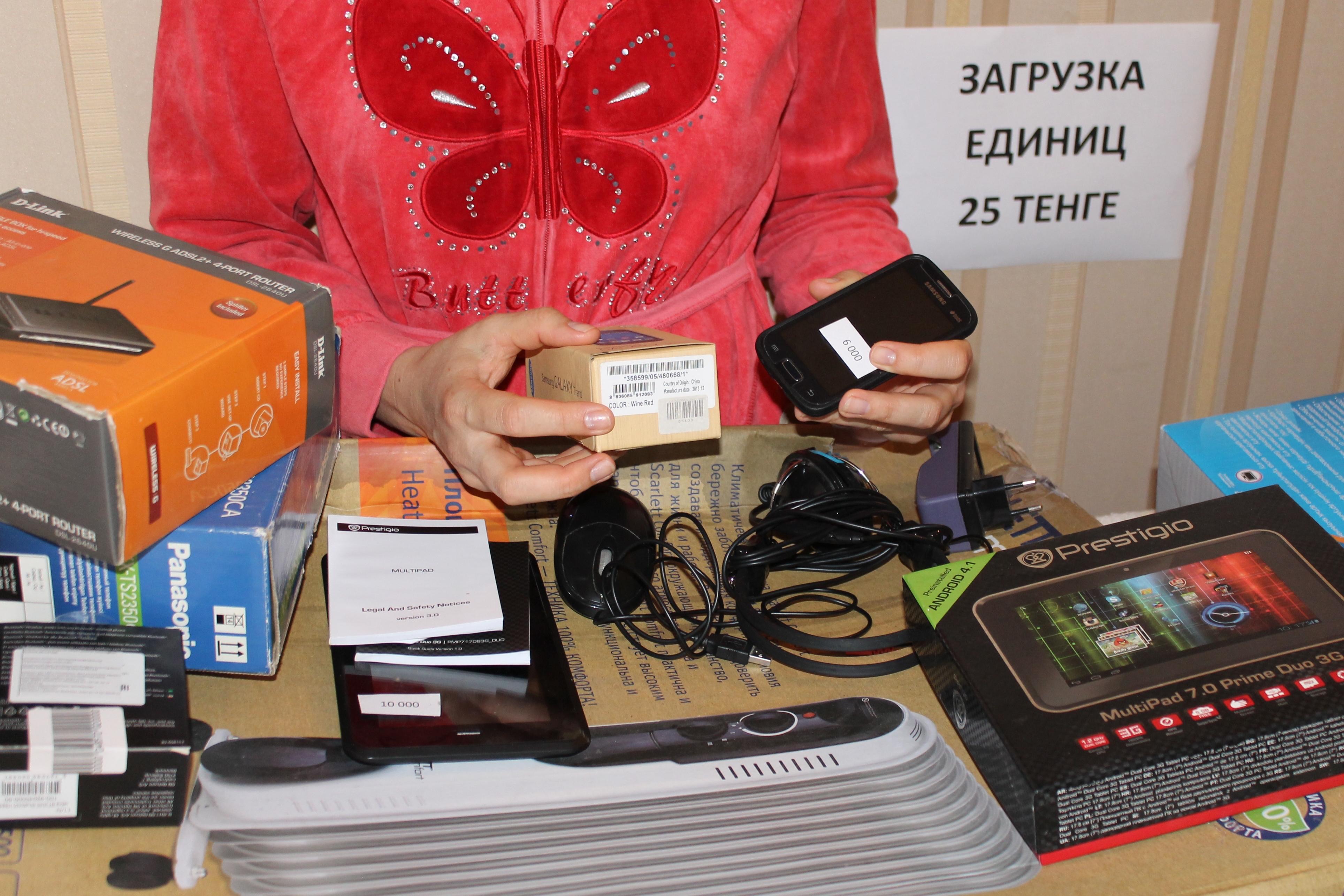 Казахстан ужесточает контроль над продажей сотовых телефонов