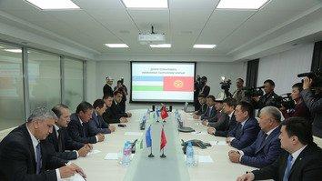 Uzbekistan and Kyrgyzstan strengthen security