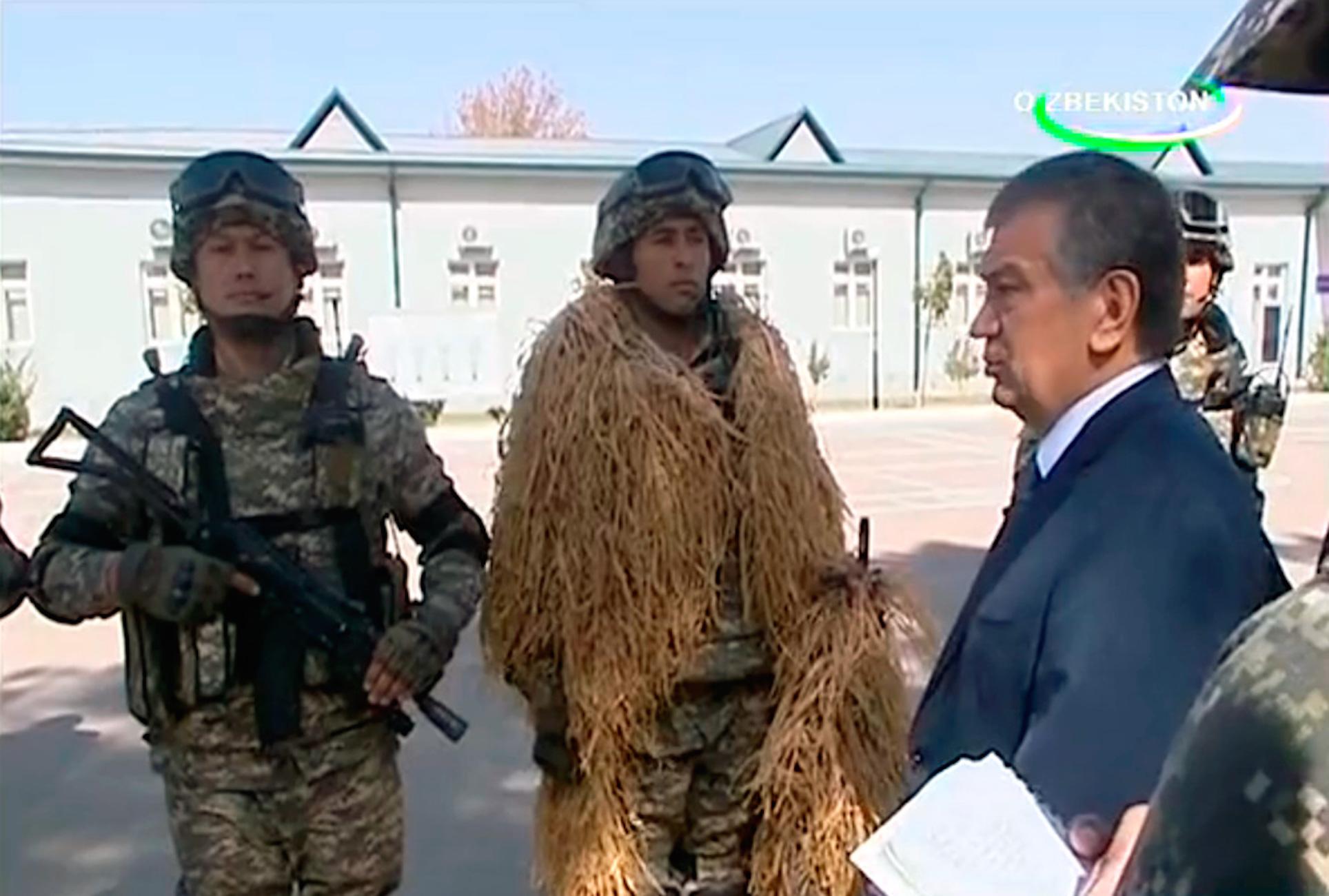 Узбекистан и Афганистан объединяют усилия в борьбе с терроризмом
