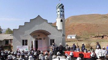 В Кыргызстане открываются новые мечети