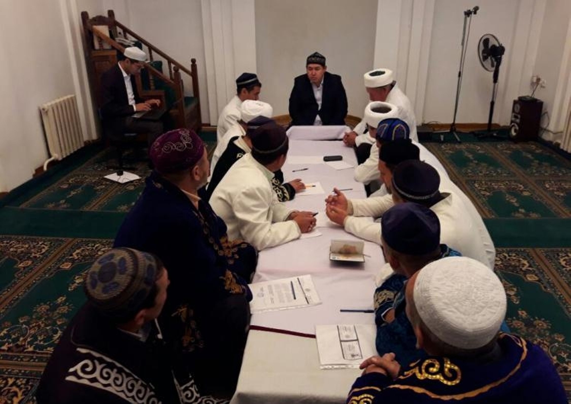Kazakhstani religious agencies battle extremism together