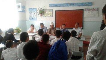 Кыргызстан защищает подрастающее поколение от экстремизма