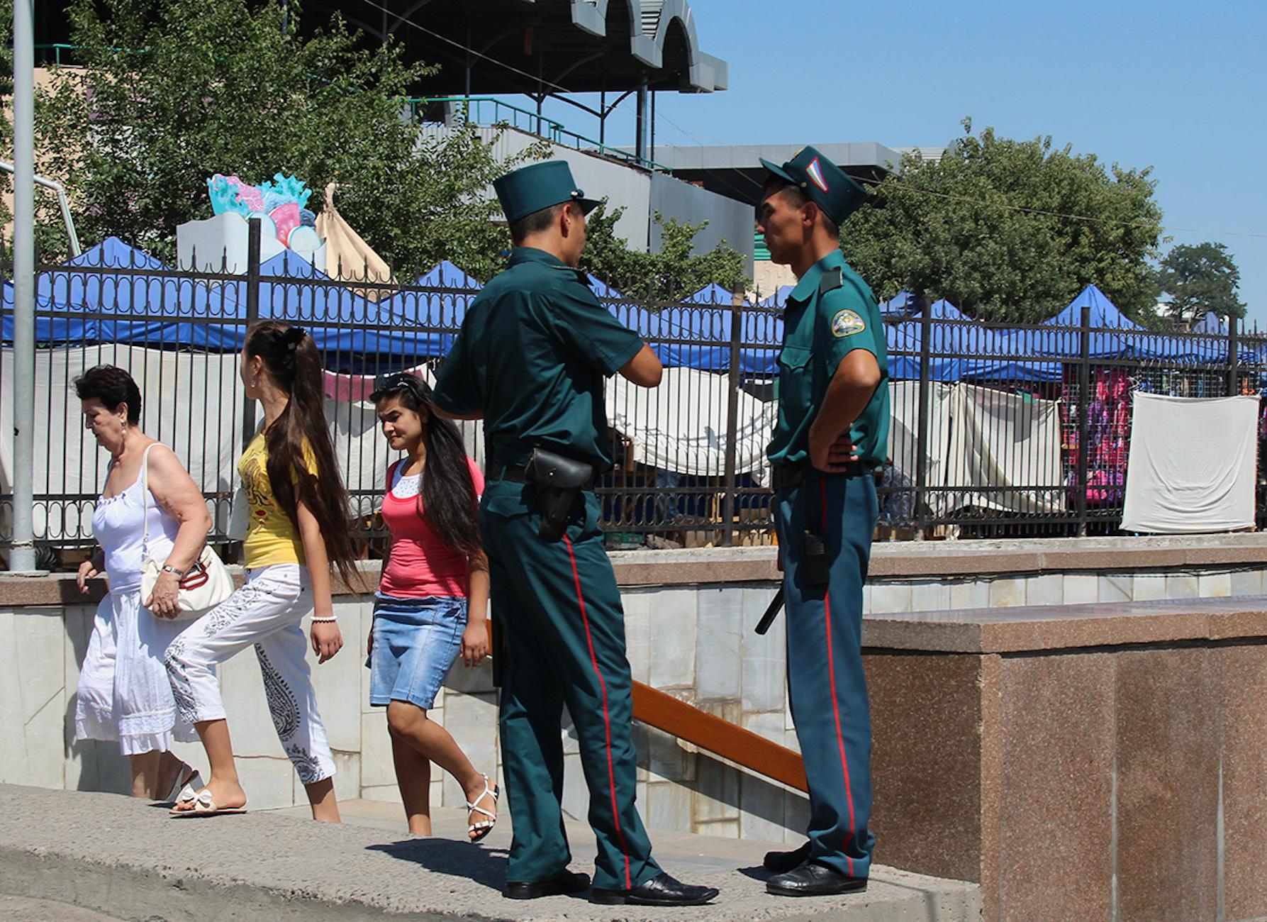 Узбекистан укрепляет репутацию безопасной страны