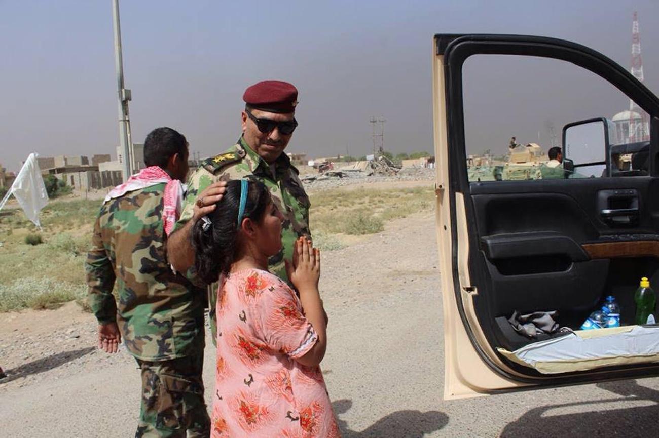 """Иракские войска готовы столкнуться с """"отчаянной"""" тактикой ИГИЛ в Мосуле"""