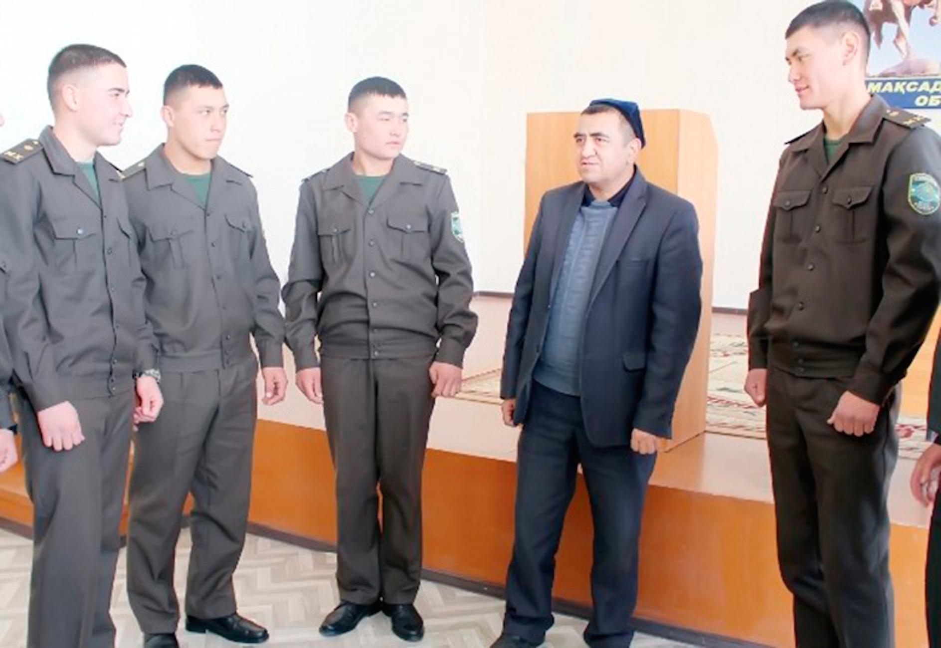 Узбекская армия готовится дать отпор экстремистам