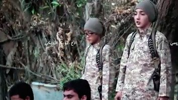 Ребенок из Узбекистана, вероятно, стал палачом ИГИЛ