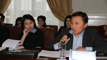 Kyrgyz youth launch anti-extremism movement