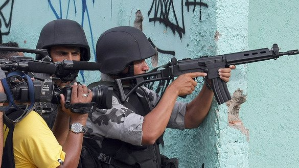 IWPR helps reporters improve their extremism coverage. [Antonio Scorza/AFP]