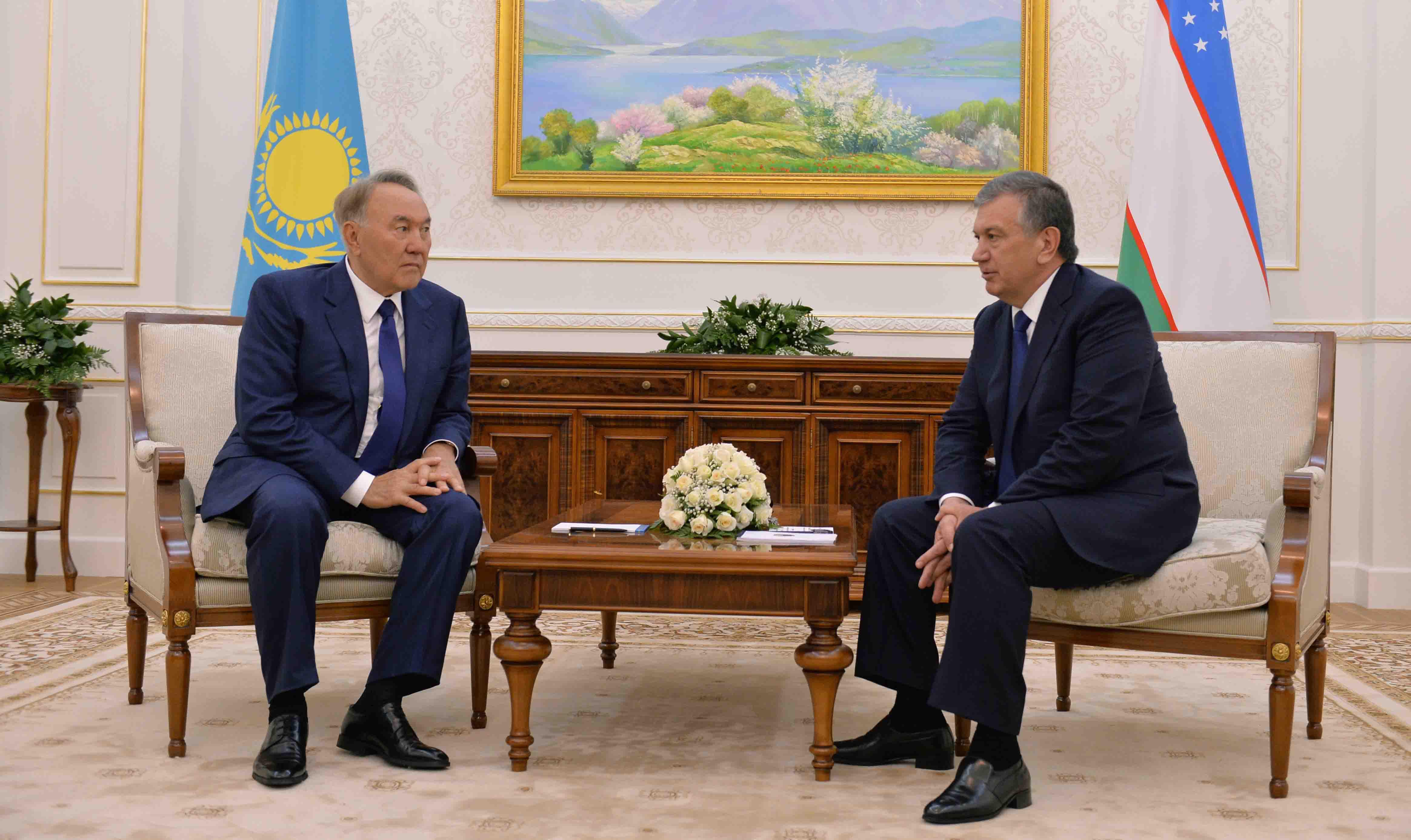 Узбекистан и Казахстан укрепляют сотрудничество в борьбе с терроризмом