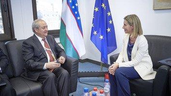 Сотрудничество с ЕС и ОБСЕ помогает Узбекистану бороться с терроризмом