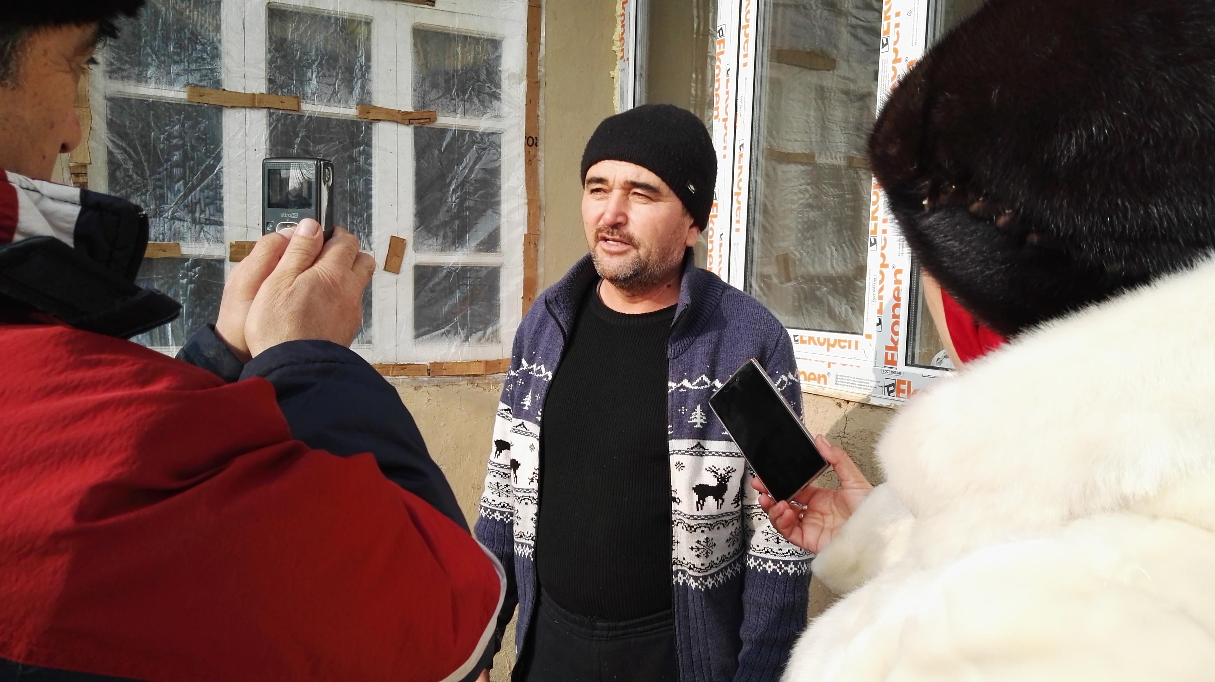 Таджикистанец рассказал о том, как ИГИЛ разрушил его семью