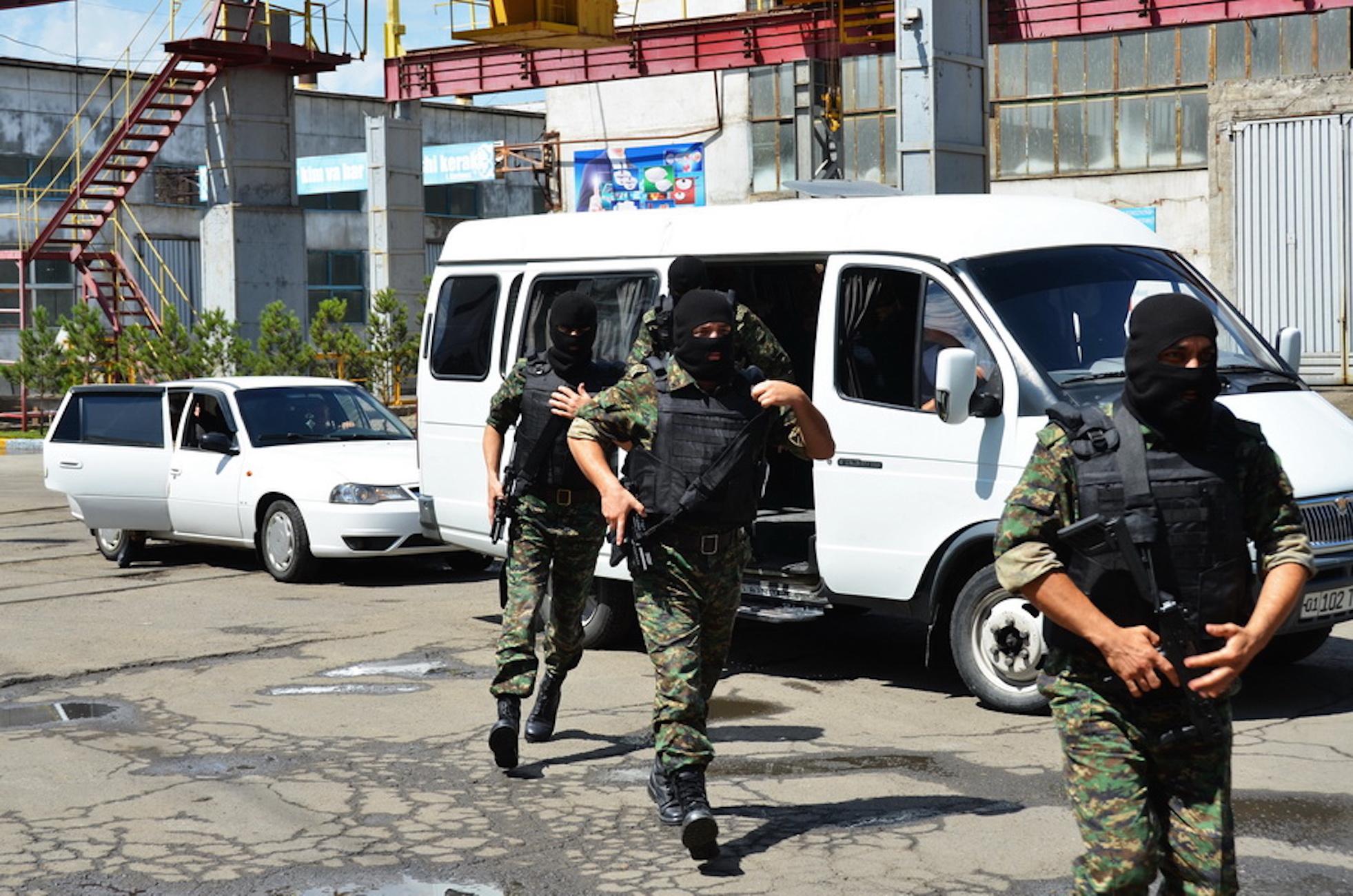 Узбекистан принимает меры для борьбы с новыми угрозами безопасности