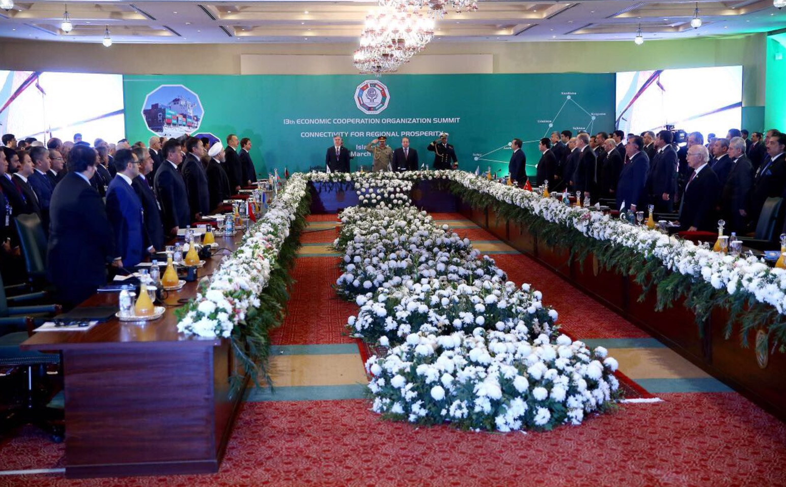ECO countries vow to defeat militancy, stimulate economic growth