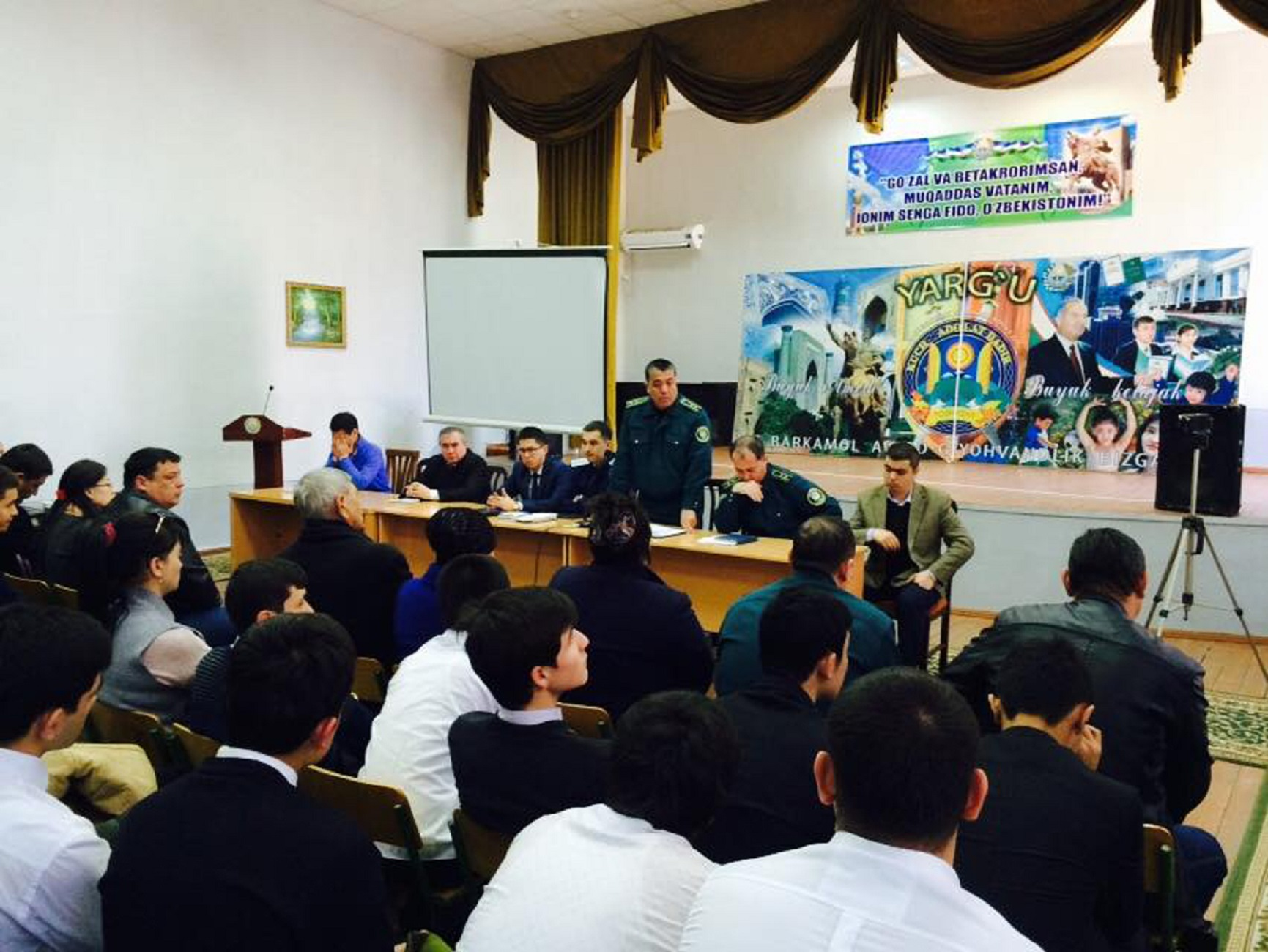 Uzbekistan increases monitoring of schools in fight against radicalisation