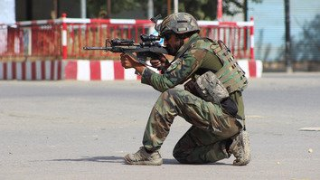 Central Asian militants to face growing pressure from Afghan forces