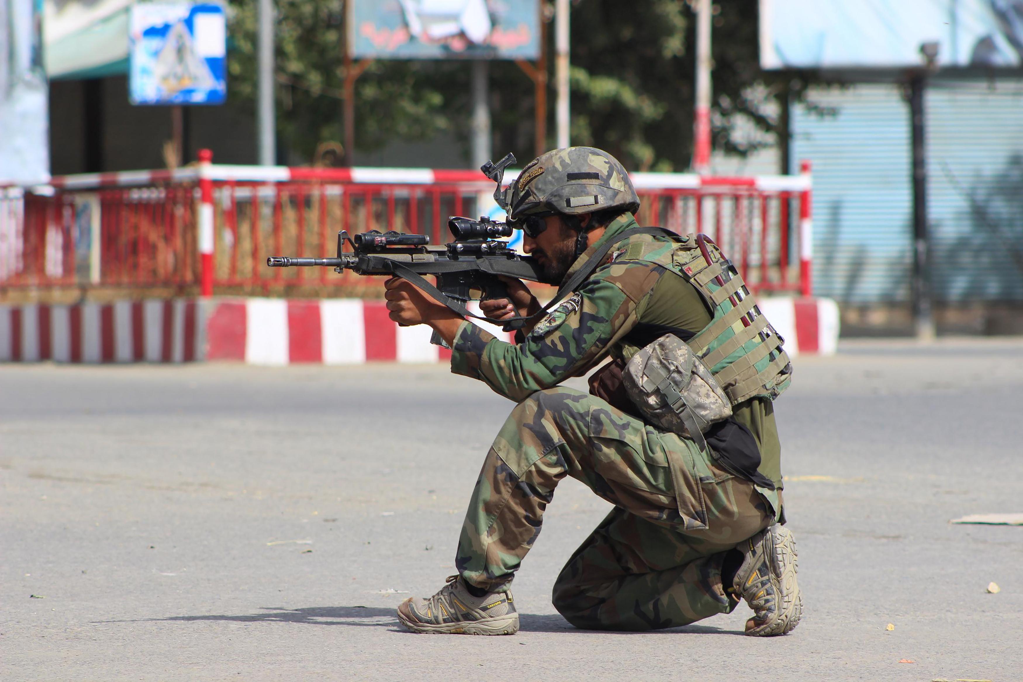 Центральноазиатские боевики сталкиваются с растущим давлением со стороны афганских военных