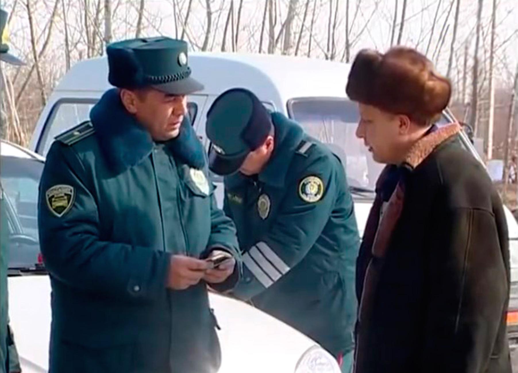 Uzbekistani police reform law takes effect