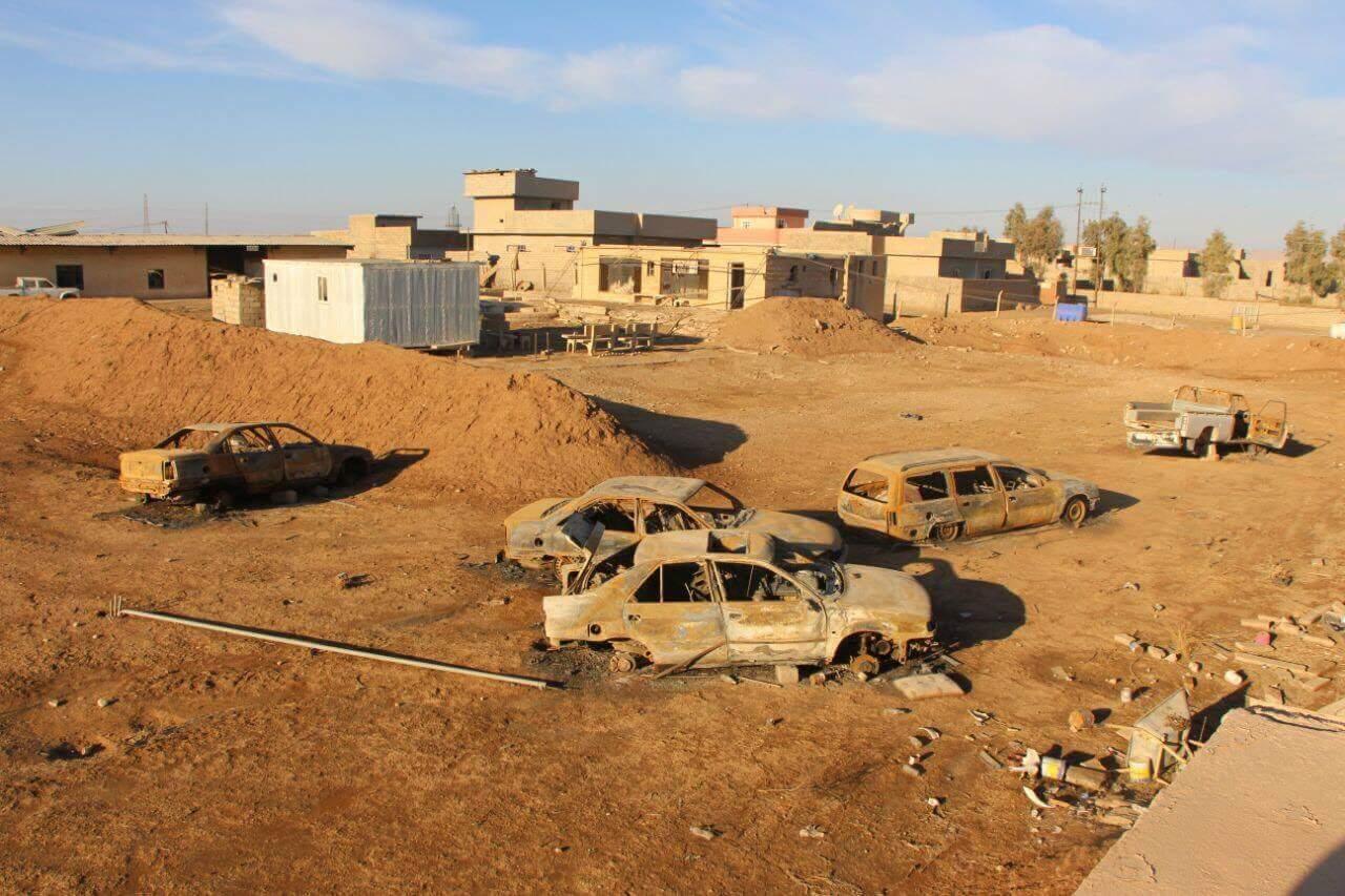 Аль-Багдади бежал из Мосула, бросив боевиков