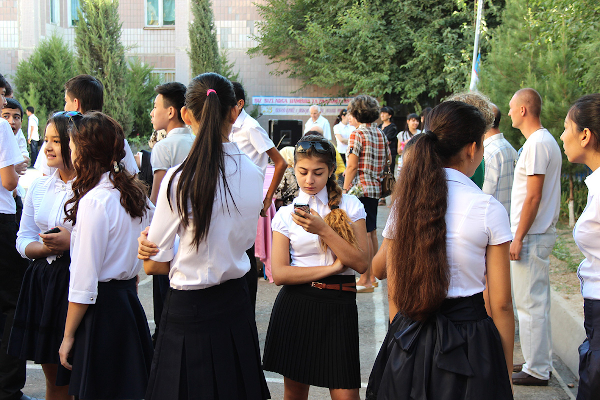 Truancy seen as potential inroad for extremism in Uzbekistan
