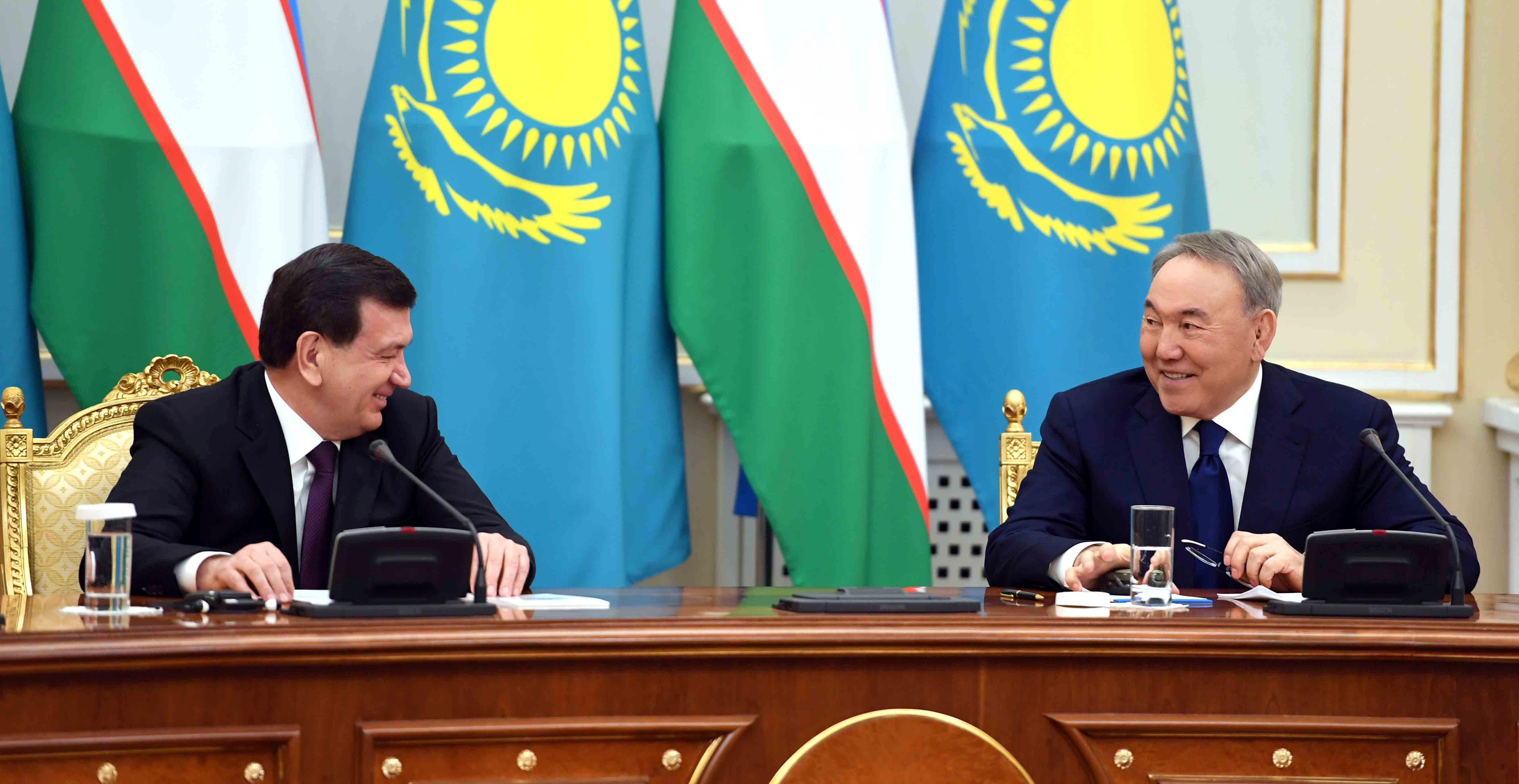 Kazakhstan, Uzbekistan co-operate to boost regional security